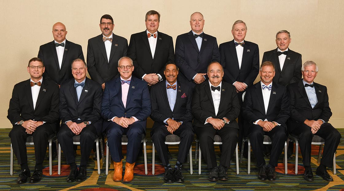 AAOMS Board of Trustees