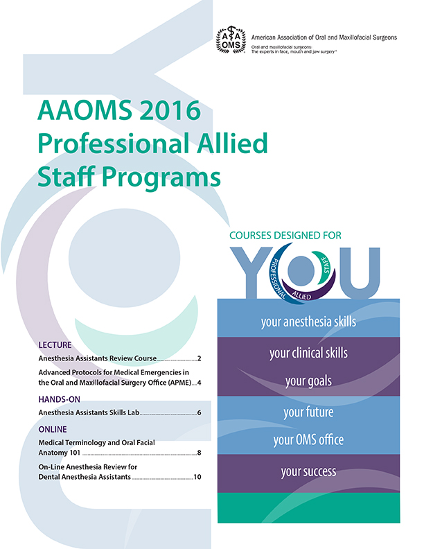 Board Review Courses   AAOMS