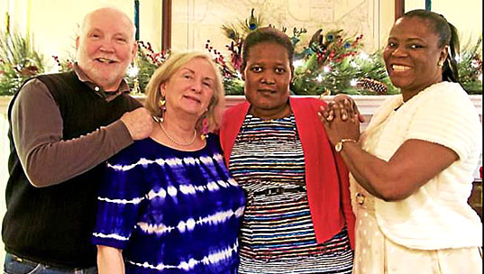 Haitian woman comes to Abington, Pa. for life-saving oral surgery