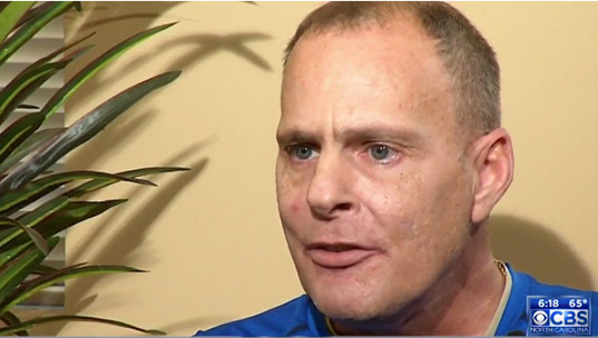 New technology helps veteran gain his smile back