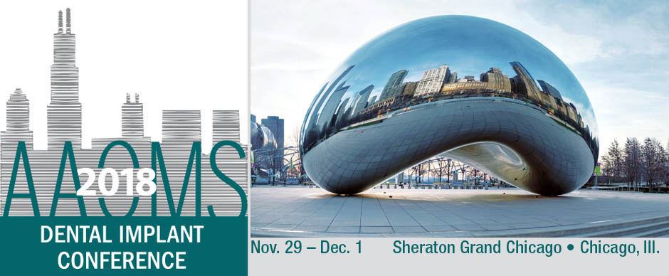 2018 Dental Implant Conference - Exhibition | AAOMS